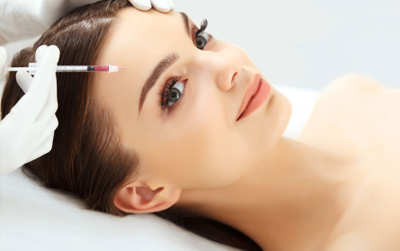 Laser skin resurfacing, botox treatment, New York